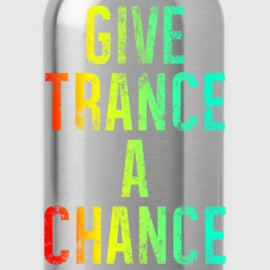 Give Trance A Chance (colours) T-Shirts - Water Bottle