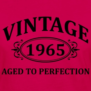 vintage 1965 aged to perfection Women's T-Shirts - Women's Premium Long Sleeve T-Shirt