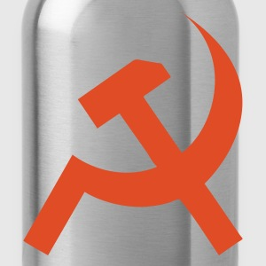 Black Hammer and Sickle Men - Water Bottle