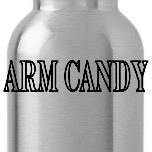 Bright green Arm Candy Men - Water Bottle