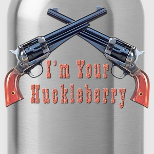 Huckleberry Red - Water Bottle