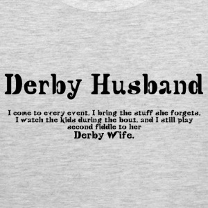 Derby Husband - Men's Premium Tank