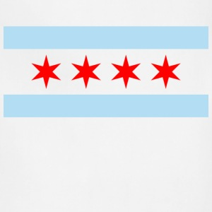 Chicago Flag T-Shirts - Adjustable Apron