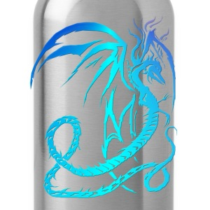Electric Dragon  - Water Bottle