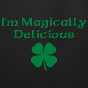 Black I'm Magically Delicious Men - Eco-Friendly Cotton Tote