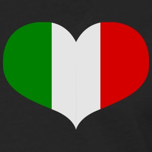 Italian Love - Men's Premium Long Sleeve T-Shirt