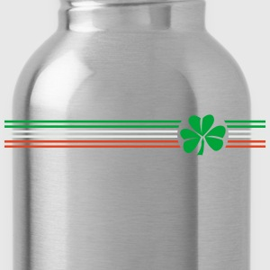 Irish Shamrock Flag - Water Bottle