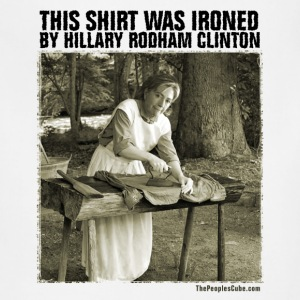 Ironed By Hillary - Adjustable Apron