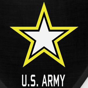 U.S. Army Star green shirt for man - Bandana