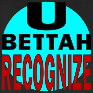 Red U Bettah Recognize Toddler Shirts - Leggings
