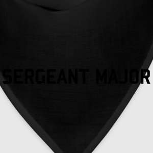 ARMY Sergeant Major - Bandana