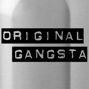 Red Gangsta! T-Shirts (Short sleeve) - Water Bottle