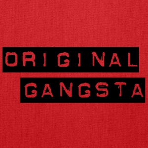 Red Gangsta! T-Shirts (Short sleeve) - Tote Bag