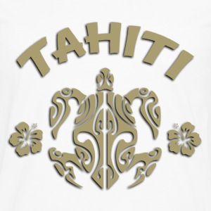 tahiti - Men's Premium Long Sleeve T-Shirt