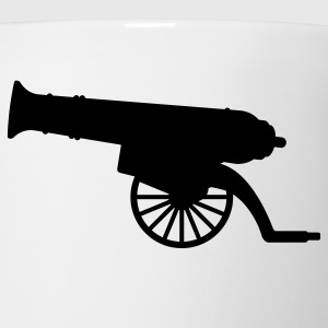 Natural cannon T-Shirts - Coffee/Tea Mug