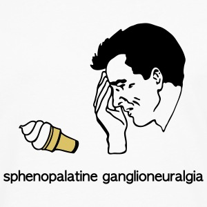 Sphenopalatine Ganglioneuralgia - Men's Premium Long Sleeve T-Shirt