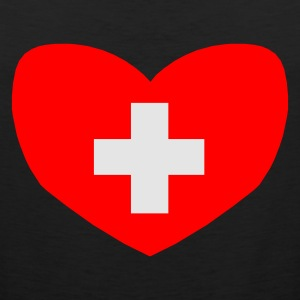 Love Switzerland - Men's Premium Tank