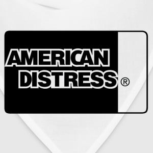 American Distress Blue - Bandana