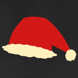 Black Santa Hat T-Shirts - Leggings