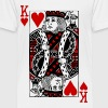 White king of hearts Toddler Shirts - Toddler Premium T-Shirt