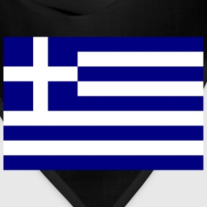 Chocolate Flag of Greece T-Shirts - Bandana