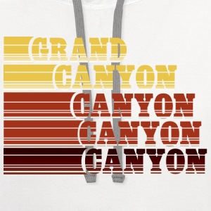 Step Brothers Grand Canyon Movie tee - Contrast Hoodie