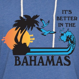 Step Brothers Bahamas Movie Tee - Unisex Lightweight Terry Hoodie