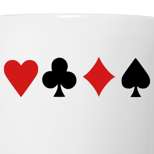 Natural Poker T-Shirts - Coffee/Tea Mug