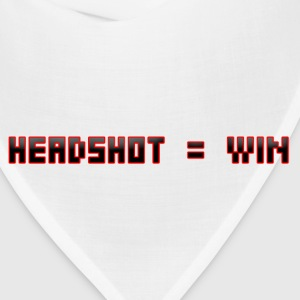 Headshot = Win - Bandana