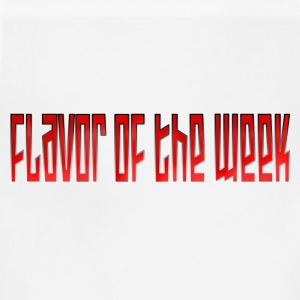 Flavor of the Week - Adjustable Apron
