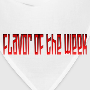 Flavor of the Week - Bandana
