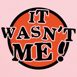 It wasn't me - Kids' Hoodie