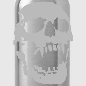 Vampire skull - Water Bottle