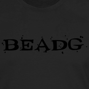 Black Bass BEADG T-Shirts - Men's Premium Long Sleeve T-Shirt
