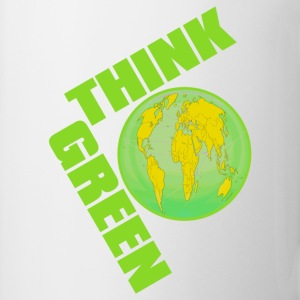 Think_Green - Coffee/Tea Mug