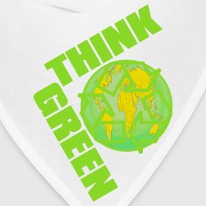 Think_Green - Bandana