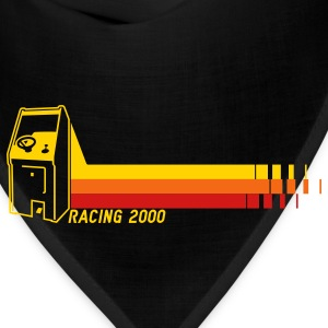 Chocolate Racing2000 T-Shirts - Bandana