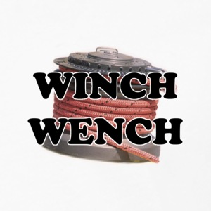 Shredders Winch Wench - Men's Premium Long Sleeve T-Shirt