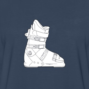Snowboarding boot - Men's Premium Long Sleeve T-Shirt