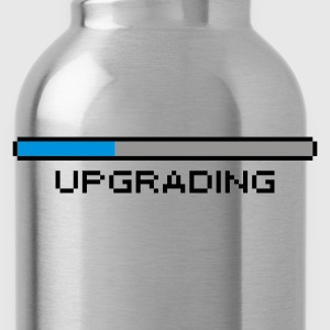 upgrading Heavyweigt T-Shirt - Water Bottle