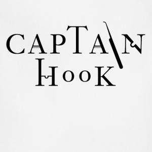 Captain hook [black editon] - Adjustable Apron