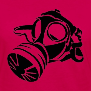 Gas mask [ black edition] - Women's Premium Long Sleeve T-Shirt
