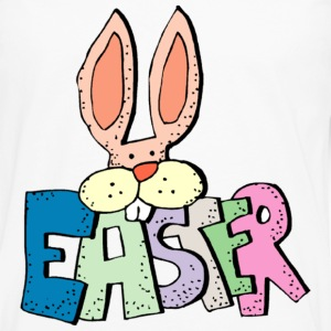 White Easter  Toddler Shirts - Men's Premium Long Sleeve T-Shirt