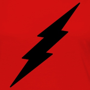 Lightning T Shirt - Women's Premium Long Sleeve T-Shirt