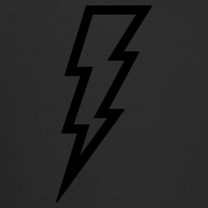 Lightning T Shirt (Glow in the Dark) - Trucker Cap