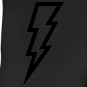 Lightning T Shirt (Glow in the Dark) - Leggings