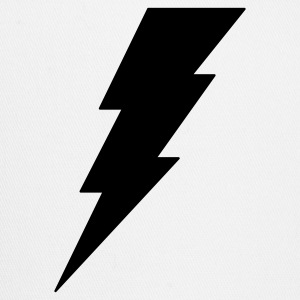 Lightning Bolt T Shirt - Trucker Cap