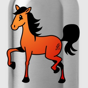 Horse, pony - Water Bottle