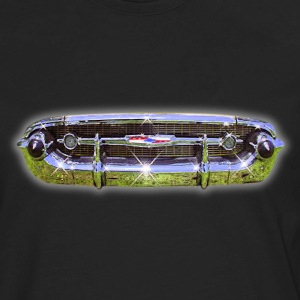 57 Chevy Grill Drk - Men's Premium Long Sleeve T-Shirt