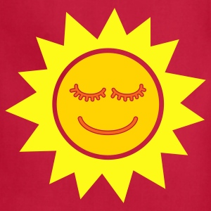 Smiling Sun - Adjustable Apron